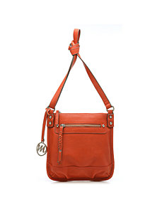 Breana Top Zip Crossbody by Emilie M