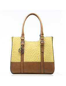 Jane Double Shoulder Tote by Emilie M