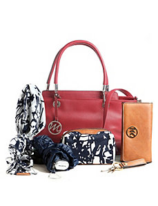 Kristi Satchel w/ Chain Shoulder Strap + Essen by Emilie M