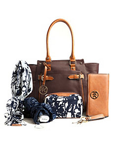 Gail Tote + 5pc Essentials by Emilie M