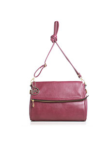 Casey Flap Crossbody by Emilie M