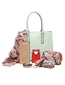Kimberley Tote + 6pc Essentials by Emilie M
