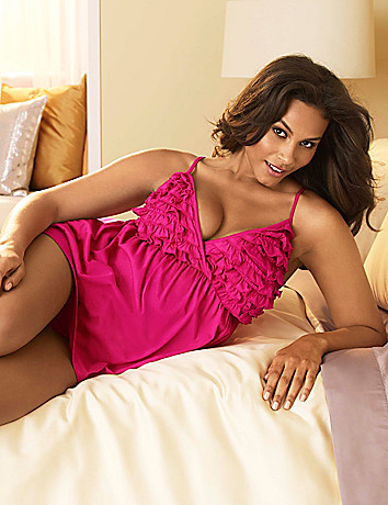 Plus Size Cami and Short Set by Cacique