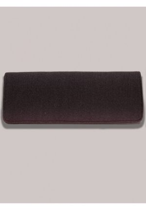 Benedetta Clutch in Grey Ombre
