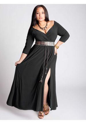 Rebecca Gown in Black
