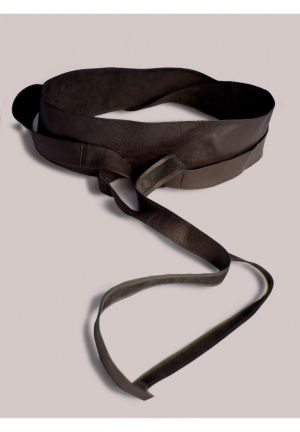 Obi Belt in Brown