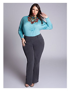 Trina Pants in Charcoal by IGIGI by Yuliya Raquel