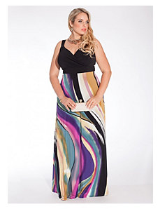 Bassa Maxi Dress by IGIGI