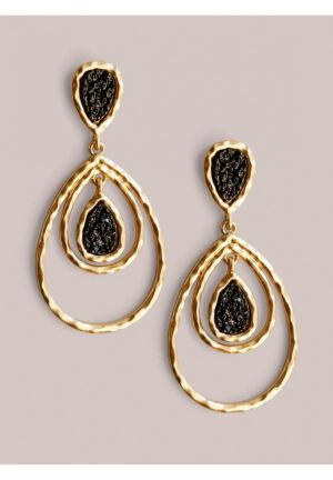 Tamara Earrings in Gold