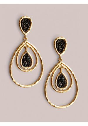 Tamara Earrings in Gold