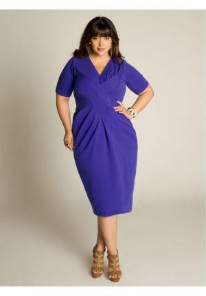 Chanda Dress in Royal Blue