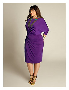 Mara Dress in Majesty Purple by IGIGI by Yuliya Raquel