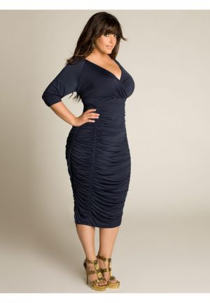 Ambrosia Dress in Black