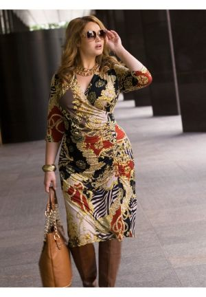 Lubov Dress in Print