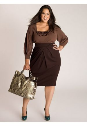 Exceptional Ruffle Dress
