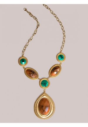 Milania Necklace in Multi