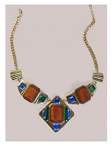 Kimbra Necklace in Multi by IGIGI by Yuliya Raquel