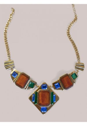 Kimbra Necklace in Multi