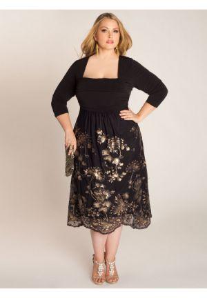 Keira Beaded Dress