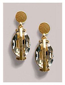 Joy Earrings in Gold by IGIGI by Yuliya Raquel