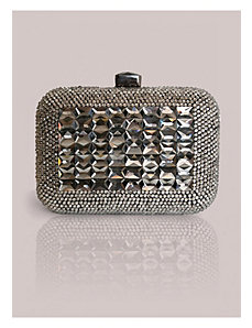 Kirsten Clutch in Smoke by IGIGI by Yuliya Raquel