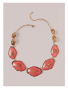 Megan Necklace in Coral by IGIGI