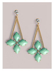 Brandi Earrings in Mint by IGIGI by Yuliya Raquel