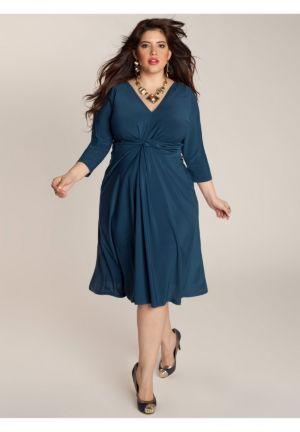 Gweneth Draped Dress