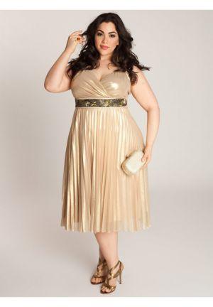 Lolita Plisse Dress