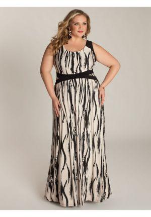 Novella Maxi Dress