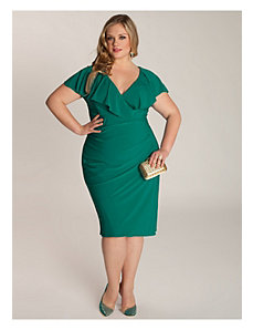 Thera Dress in Jade by IGIGI