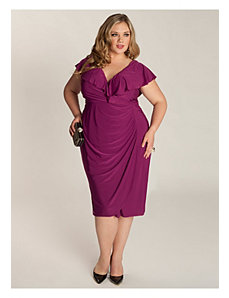Thera Dress in Azalea by IGIGI