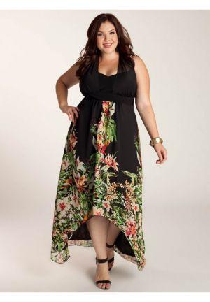 Agnella Maxi Dress