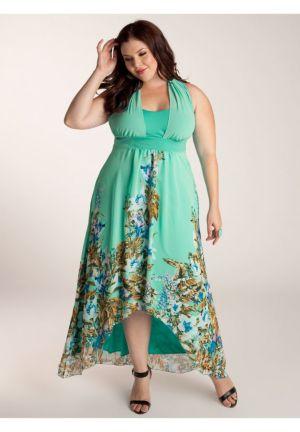 Olympia Maxi Dress