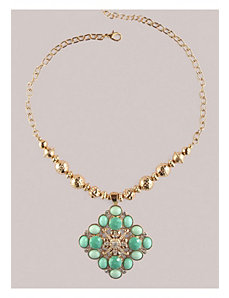 Danielle Necklace in Mint by IGIGI