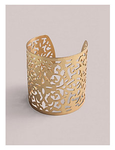 Mariah Cuff in Gold by IGIGI