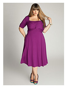 Tiffany Dress in Orchid by IGIGI
