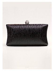 Isabel Clutch in Onyx by IGIGI