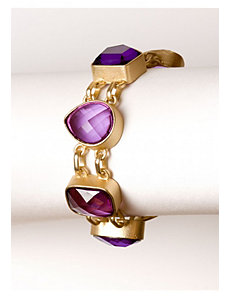 Renee Bracelet in Plum by IGIGI