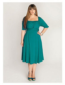 Tiffany Dress in Jade by IGIGI