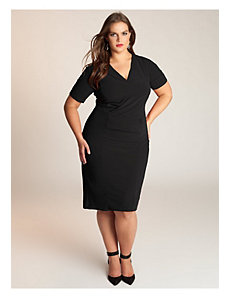 Brooke Dress in Black by IGIGI