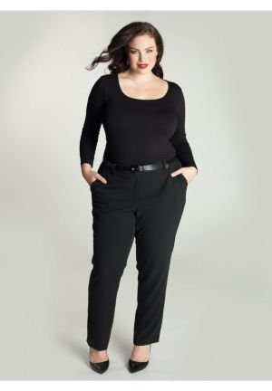 Elizabeth Pants in Black