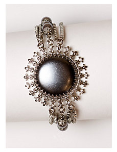 Felicia Bracelet in Pewter by IGIGI