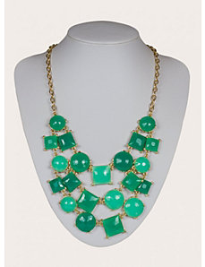 Gabby Necklace in Spearmint by IGIGI