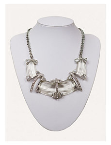 Ciara Necklace in Silver by IGIGI