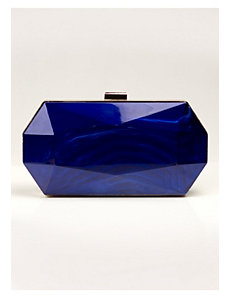 Heidi Clutch in Cobalt by IGIGI