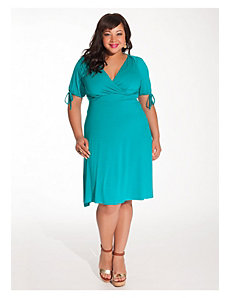 Angie Dress in Jade by IGIGI