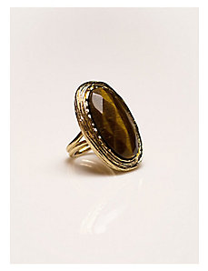 Iliana Ring in Tiger Eye by IGIGI
