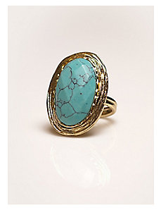 Iliana Ring in Turquoise by IGIGI
