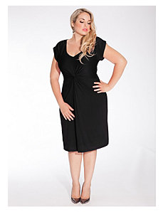 Lilah Dress in Black by IGIGI
